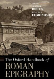Ebook in inglese Oxford Handbook of Roman Epigraphy