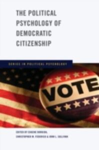 Ebook in inglese Political Psychology of Democratic Citizenship -, -