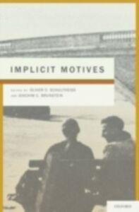 Ebook in inglese Implicit Motives Brunstein, Joachim , Schultheiss, Oliver