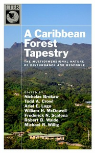 Ebook in inglese Caribbean Forest Tapestry: The Multidimensional Nature of Disturbance and Response -, -