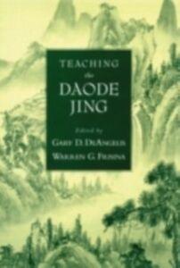 Foto Cover di Teaching the Daode Jing, Ebook inglese di  edito da Oxford University Press