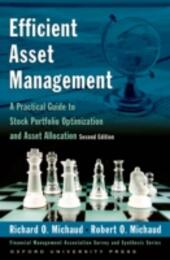 Efficient Asset Management: A Practical Guide to Stock Portfolio Optimization and Asset Allocation Includes CD