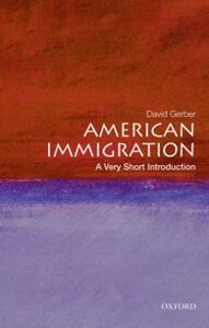 Ebook in inglese American Immigration: A Very Short Introduction Gerber, David A.