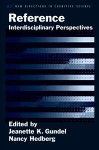 Ebook in inglese Reference: Interdisciplinary Perspectives Gundel, Jeanette K. , Hedberg, Nancy