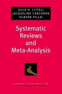 Foto Cover di Systematic Reviews and Meta-Analysis, Ebook inglese di AA.VV edito da Oxford University Press