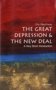 Ebook in inglese Great Depression and the New Deal: A Very Short Introduction Rauchway, Eric