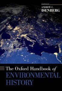 Ebook in inglese Oxford Handbook of Environmental History -, -