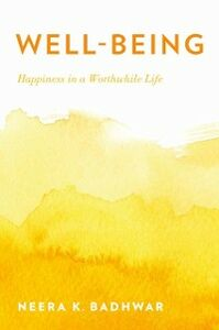 Ebook in inglese Well-Being: Happiness in a Worthwhile Life Badhwar, Neera K.