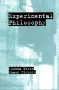 Ebook in inglese Experimental Philosophy