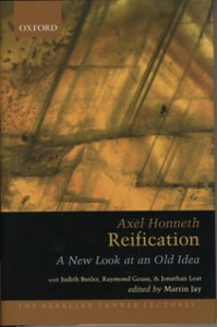 Ebook in inglese Reification: A New Look At An Old Idea Honneth, Axel