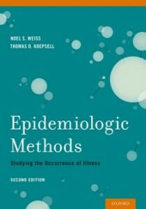 Ebook in inglese Epidemiologic Methods: Studying the Occurrence of Illness Koepsell, Thomas D. , Weiss, Noel S.