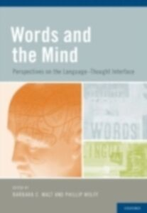 Ebook in inglese Words and the Mind: How words capture human experience