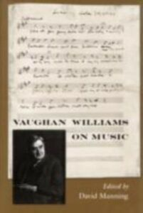 Ebook in inglese Vaughan Williams on Music Manning, David