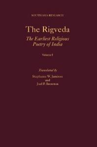 Ebook in inglese Rigveda: 3-Volume Set -, -