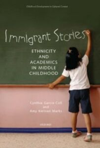 Ebook in inglese Immigrant Stories: Ethnicity and Academics in Middle Childhood