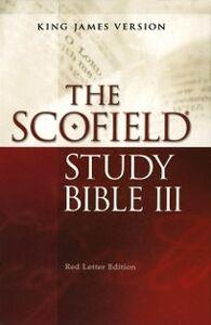 Foto Cover di ScofieldRG Study Bible III, KJV, Ebook inglese di  edito da Oxford University Press, UK