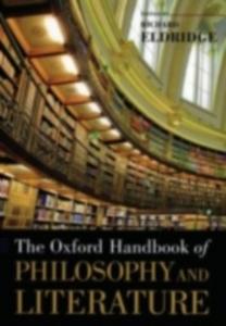 Ebook in inglese Oxford Handbook of Philosophy and Literature -, -