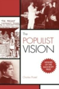 Foto Cover di Populist Vision, Ebook inglese di Charles Postel, edito da Oxford University Press