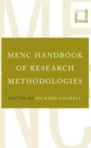 Foto Cover di MENC Handbook of Research Methodologies, Ebook inglese di Richard Colwell, edito da Oxford University Press