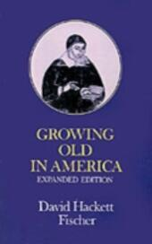 Growing Old in America 2/e
