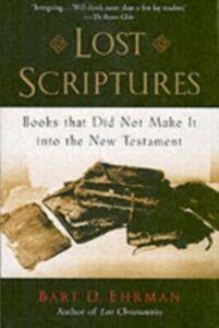 Foto Cover di Lost Scriptures: Books that Did Not Make It into the New Testament, Ebook inglese di Bart D. Ehrman, edito da Oxford University Press