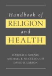 Handbook of Religion and Health