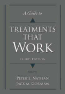 Ebook in inglese Guide to Treatments that Work -, -