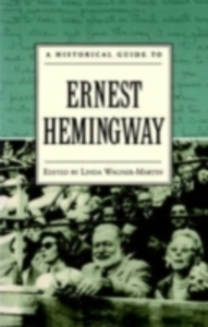 Ebook in inglese Historical Guide to Ernest Hemingway -, -