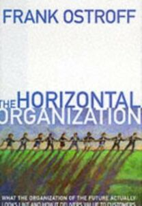 Ebook in inglese Horizontal Organization: What the Organization of the Future Actually Looks Like and How It Delivers Value to Customers Ostroff, Frank
