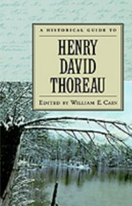 Ebook in inglese Historical Guide to Henry David Thoreau -, -