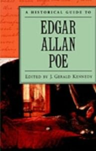 Foto Cover di Historical Guide to Edgar Allan Poe, Ebook inglese di  edito da Oxford University Press