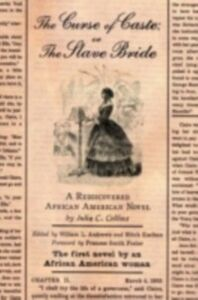 Ebook in inglese Curse of Caste; or the Slave Bride Collins, Julia C.
