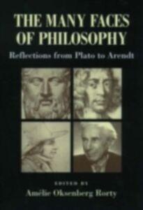 Foto Cover di Many Faces of Philosophy: Reflections from Plato to Arendt, Ebook inglese di  edito da Oxford University Press