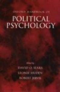 Ebook in inglese Oxford Handbook of Political Psychology O, SEARS DAVID