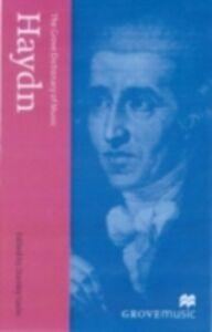 Foto Cover di New Grove Haydn, Ebook inglese di  edito da Oxford University Press