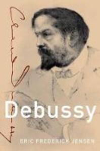 Debussy - Eric Frederick Jensen - cover