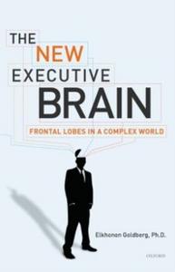 Ebook in inglese Executive Brain ELKHONON, GOLDBERG