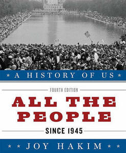 A History of US: All the People - Joy Hakim - cover