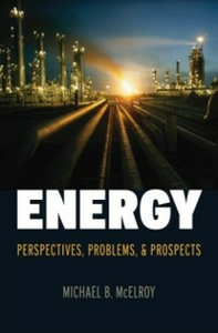 Ebook in inglese Energy: Perspectives, Problems, and Prospects McElroy, Michael B.