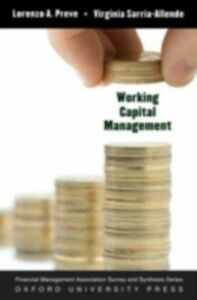 Foto Cover di Working Capital Management, Ebook inglese di Lorenzo Preve,Virginia Sarria-Allende, edito da Oxford University Press