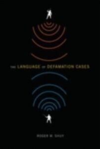 Foto Cover di Language of Defamation Cases, Ebook inglese di Roger W. Shuy, edito da Oxford University Press