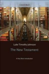 Ebook in inglese New Testament: A Very Short Introduction Johnson, Luke Timothy