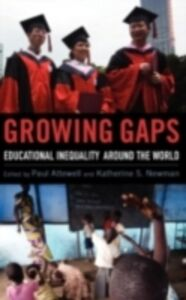 Foto Cover di Growing Gaps: Educational Inequality around the World, Ebook inglese di  edito da Oxford University Press
