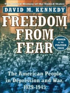 Ebook in inglese Freedom from Fear: The American People in Depression and War, 1929-1945 Kennedy, David M.