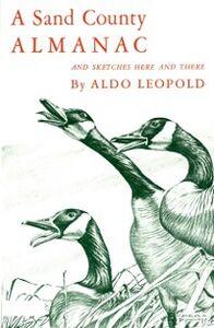 Foto Cover di Sand County Almanac: With Other Essays on Conservation from Round River, Ebook inglese di Aldo Leopold, edito da Oxford University Press