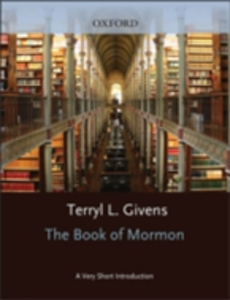 Ebook in inglese Book of Mormon: A Very Short Introduction Givens, Terryl L.