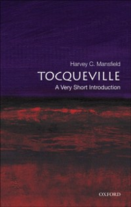 Ebook in inglese Tocqueville: A Very Short Introduction Mansfield, Harvey C.