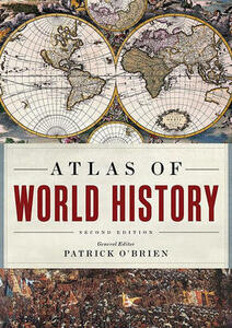 Atlas of World History - cover