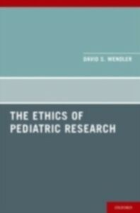 Ebook in inglese Ethics of Pediatric Research Wendler, David