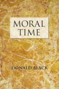 Ebook in inglese Moral Time Black, Donald